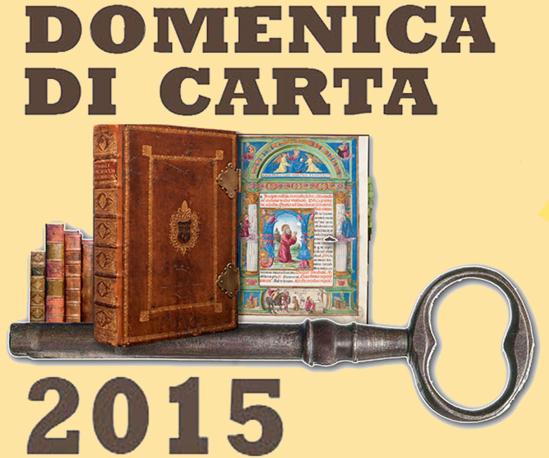 Evento «Domenica di carta 2015»